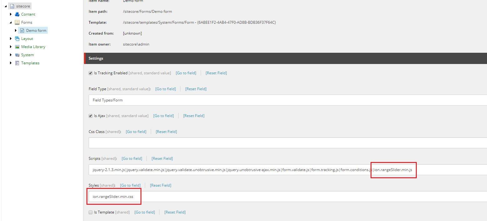 Additional-Files-Sitecore